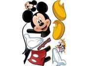 Mickey & Friends - Mickey Mouse Peel & Stick Giant Wall Decal 9SIA2K34TG6589