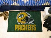 "20""x30"" Green Bay Packers Starter Rug 20""x30"""