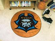 "27"" diameter East Tennessee State University Basketball Mat"