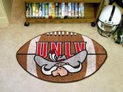"22""x35"" UNLV Nevada Las Vegas Football Rug 22""x35"""