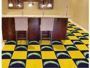 Fan Mats NFL San Diego Chargers Carpet Tiles 18X18 Tiles