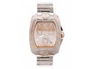 Aqua Master Men's Aqua-Diamond Watch with Diamond Case, 2.50 ctw