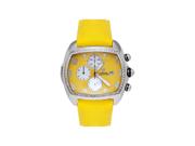 Aqua Master Men's Aqua Beetle Diamond Watch Yellow, 1.00 ctw