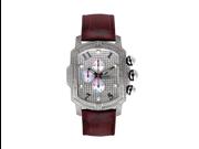 Aqua Master Men's 54J Model Diamond Watch