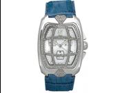 Aqua Master Men's Aqua-Diamond Watch with Diamond Grille, 2.00 ctw