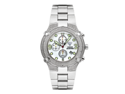 Aqua Master Men's 114 Model Diamond Watch