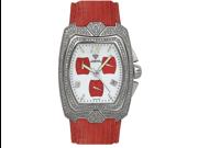 Aqua Master Men's Aqua-Diamond Watch with Half Full Diamond Case, 1.25 ctw