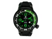 Aqua Master Legend Black-Green Watch