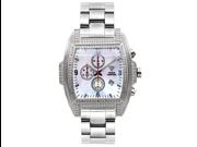 Aqua Master Men's 111 Model Diamond Watch