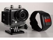 MeCam X Waterproof Action Camera