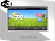 Roll over image to zoom in    Venstar T7850 Colortouch 7 Day Programmable Thermostat with Built in Wifi (Replaces T5900 and Acc0454)