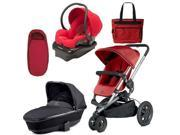 Quinny Buzz Xtra Complete Collection - Red Rumor