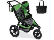 BOB - Revolution FLEX Stroller with Bag - Wilderness Black