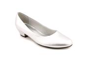 Easy Street Halo Women US 8.5 N/S Silver Heels