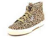 Superga 2095 Leocotw Women US 8.5 Brown Sneakers UK 6 EU 39.5