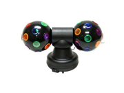 "Creative Motion - 4"" Multi-Directional Twin Disco Ball (80225)"