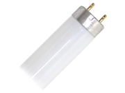 GE 72867 - F28T8/XL/SPX50/ECO Straight T8 Fluorescent Tube Light Bulb