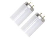 GE 66654 - F40/LR/ECO/2P Straight T12 Fluorescent Tube Light Bulb