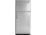 18.3 cu. ft. Top-zer Refrigerator with SpaceWise Oranization, 2 Humidity Controlled Crispers, SpillSafe Shelves, Bright Lighting and Reversible Door