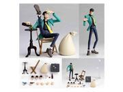 Revoltech: Lupin the 3rd - Lupin Action Figure (Green Jacket) Kaiyodo 9SIA2SN11H0503