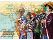 The Crew One Piece Wall Scroll [WIDE] GE Animation