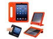 Gearonic Child Safe Protective Foam Case Cover Handle Stand for iPad Mini and 2013 iPad Mini with Retina Display Orange