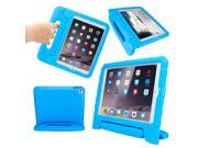 GEARONIC TM Children Safe Kids Friendly Protective Eva Foam Rugged Case Cover Handle Stand Case for Apple iPad Air 2 Gen Blue