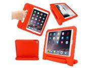 GEARONIC TM Children Safe Kids Friendly Protective Eva Foam Rugged Case Cover Handle Stand Case for Apple iPad Air 2 Gen Red