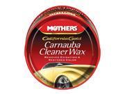 Mothers Carnauba Wax 12 Oz 05500