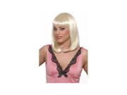 Adult Economy Peggy Sue Blonde Wig
