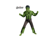 Child Hulk Avengers Classic Muscle Costume Disguise 43660 9SIA2K34TG4655