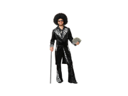 Mens Slip Sliden Pimp Costume