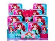 Little Mermaid Deluxe Kit (Serves 8) - Party Supplies