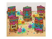 Tiki Table Decorating Kit (Each) - Party Supplies