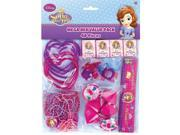 Sofia The First Mega Mix Favor Pack (For 8 Guests) - Party Supplies