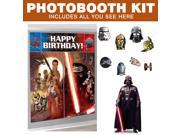 Star Wars Ultimate Photo Booth Kit - Party Supplies
