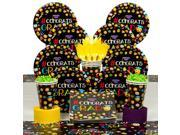 Emoji Grad Deluxe Kit (Serves 50) - Party Supplies 9SIA0BS3Z59913