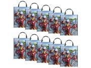 Avengers Tote Bag (Set Of 10) - Party Supplies 9SIA0BS2YY1184
