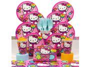 Hello Kitty Rainbow Deluxe Kit (Serves 8) - Party Supplies 9SIA0BS2YX8752