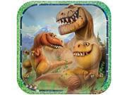 "The Good Dinosaur 7"""" Dessert Plate (8 Count) - Party Supplies"" 9SIABHU5905581"