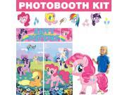 My Little Pony Deluxe Photo Booth Kit - Party Supplies 9SIA0BS3W21056