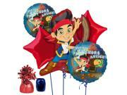 Jake And The Neverland Pirates Balloon Kit - Party Supplies 9SIA0BS2YY0726