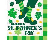 St. Pat's Jig Lunch Napkins (16 Count) - Party Supplies 9SIA0BS3UB7854
