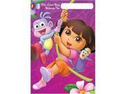 Dora's Flower Adventure Loot Bags (Set Of 8) - Party Supplies 9SIA0BS0NE6819