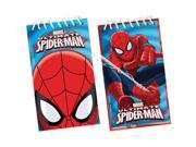 Spider-Man Notepad Favors (12 Pack) - Party Supplies 9SIA0BS1BD8401