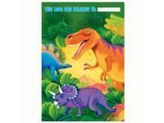 Dinosaur Party Loot Bags - Party Supplies 9SIAD245E11652