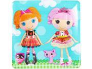 Lalaloopsy Cake Plates (8 Count) - Party Supplies 9SIABHU59H6521