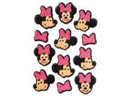Minnie Edible Icing Decorations (12 Pack) - Party Supplies