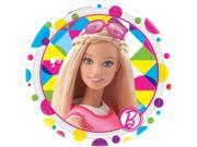 """Barbie Sparkle  7"""" Cake Plates (8 Pack) - Party Supplies"""