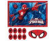 Spiderman Party Game (Each) - Party Supplies 9SIA0BS2YY1640